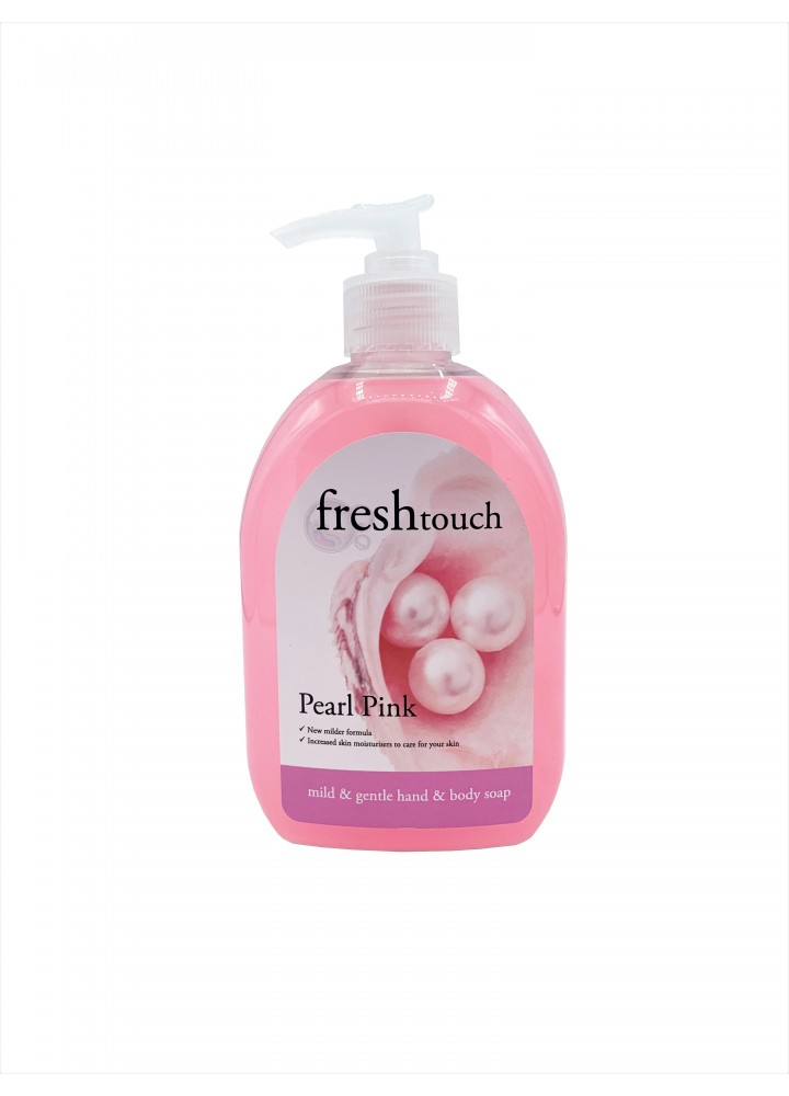 PINK HAND SOAP / PUMP  6 PACK
