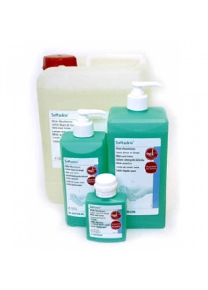 B/Braun Softaskin Sensative Wash Lotion 5 Litres
