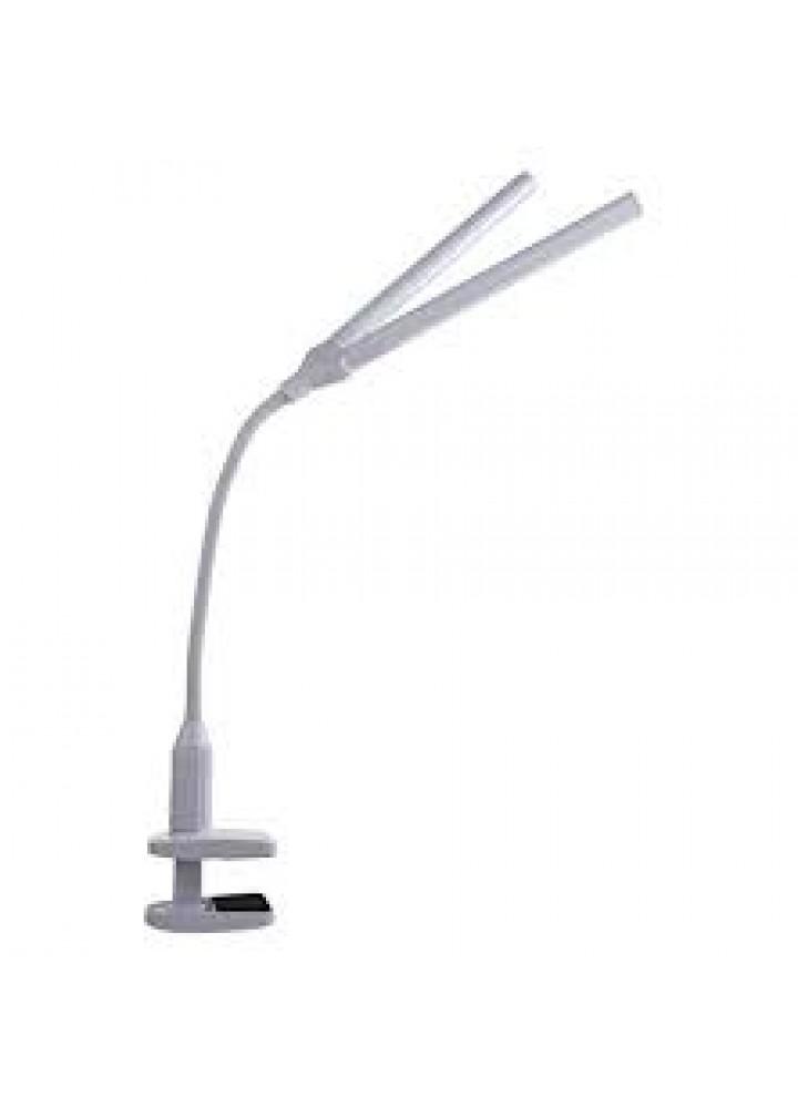 Duo Flexible Clamp Lamp