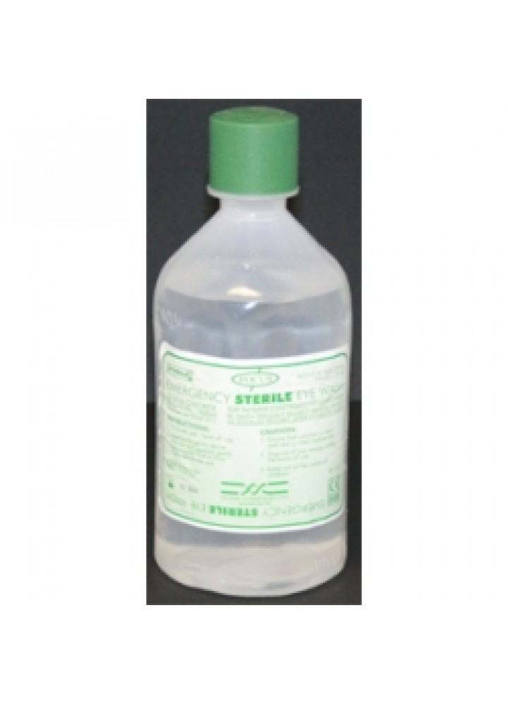 AeroWash Eye Wash 500ml