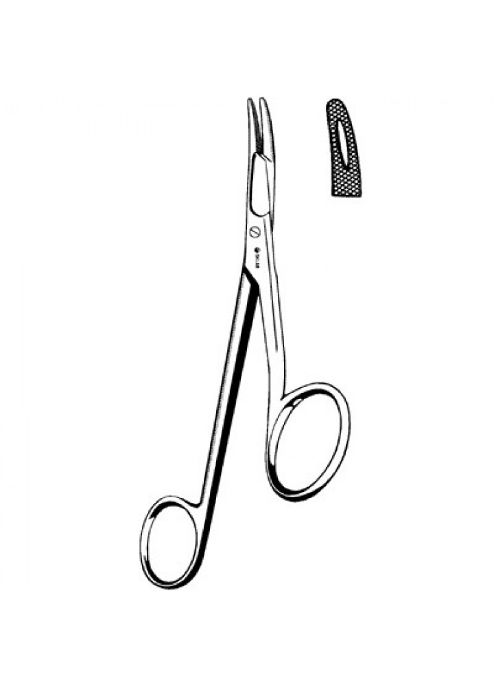 GILLIES COM NEEDLE HOLDER 15CM