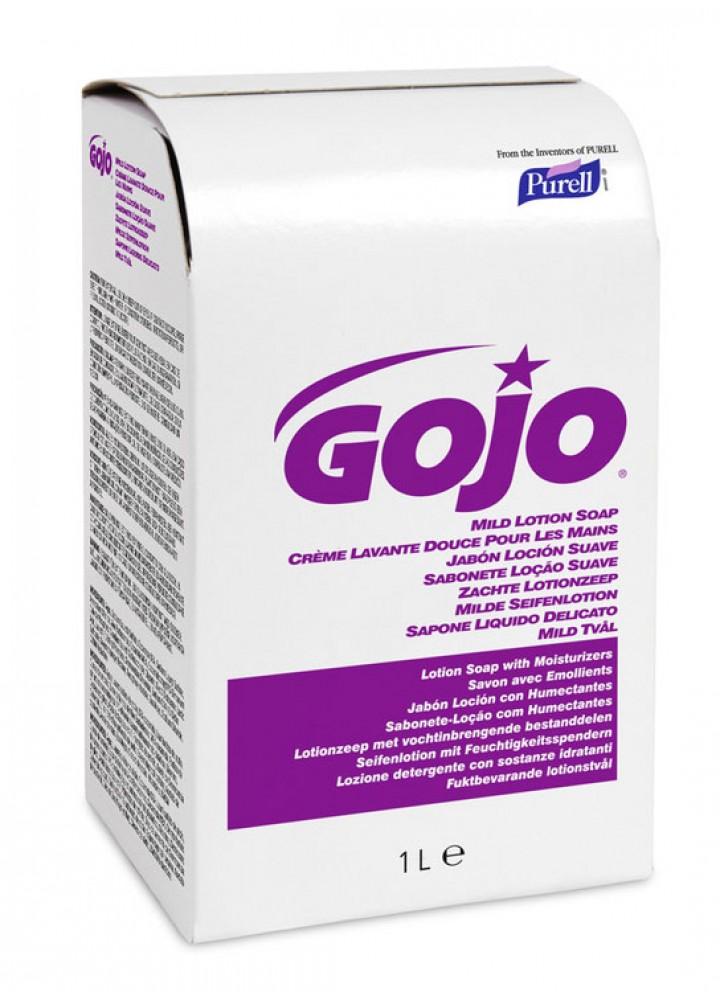 GoJo Soft Wash Soap 1 Litre Cartridge