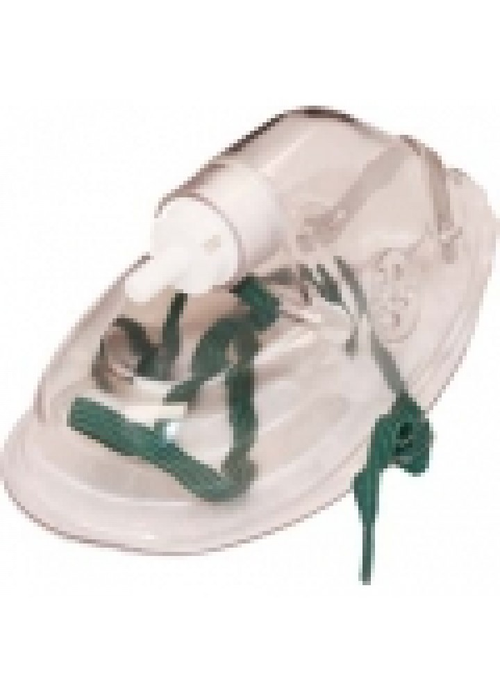 Oxygen Mask Medium Concentration Adult