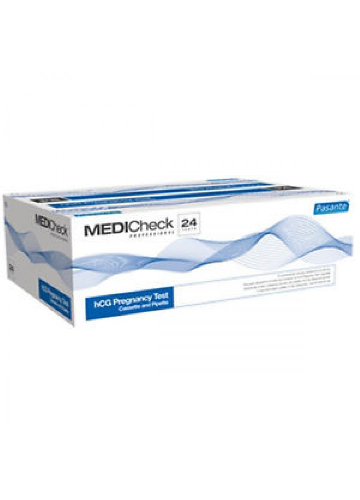 Pregnancy Test Kit Cassette & Pipette