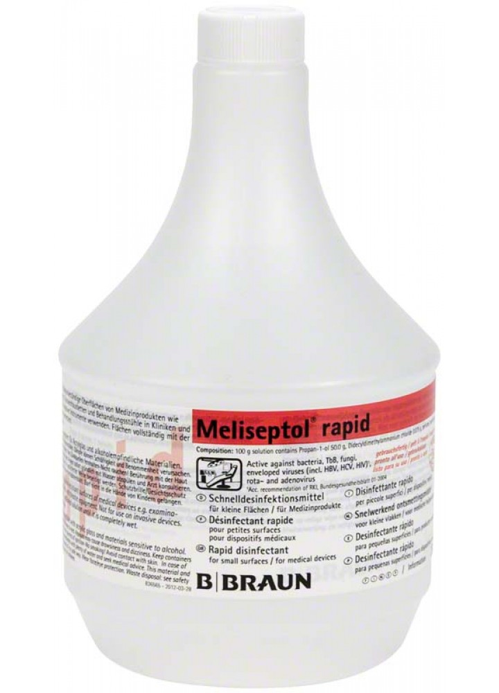 B/Braun Meliseptol-Rapid Surface Disinfectant 1000ml