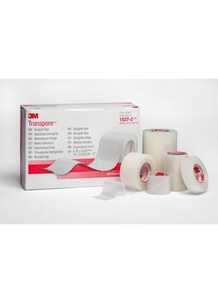 3M™ Transpore™ Medical Tape 1.25cm
